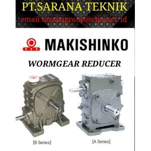 Worm Gear Reducer Makhisinko