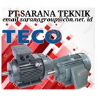 Teco Electric Motor PT Sarana Teknik 1