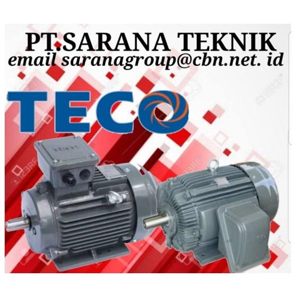 Teco Electric Motor PT Sarana Teknik
