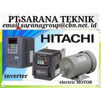 Electric Motor Hitachi PT Sarana Teknik