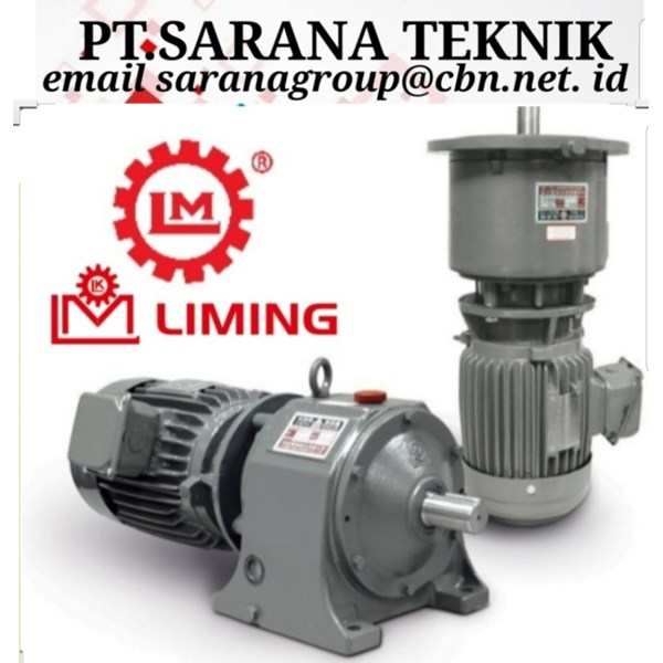 Elektrik Motor Liming PT Sarana Teknik