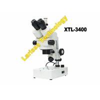 Jual ZOOM STEREO MICROSCOPE XTL-3400