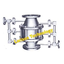 FLAME ARRESTER FJ SERIES (Welded Construction With Jacket)