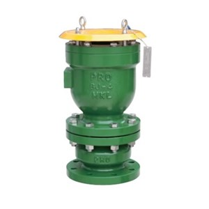 AIR RELEASE & VACUUM BREAKER WITH SURGE CHECK VALVE