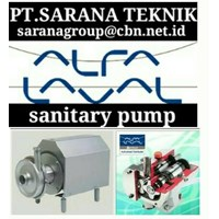 LKH CENTRIFUGAL PUMPS ALFA LAVAL SANITARY PUMP FOR FOOD & BEVERAGES INDUSTRI - PT.SARANA  TYPE LKH