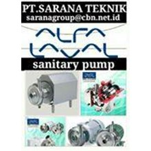 DISTRIBUTOR ALFA LAVAL SANITARY PUMP FOR FOOD & BEVERAGES INDUSTRI - PT.SARANA  TYPE LKH