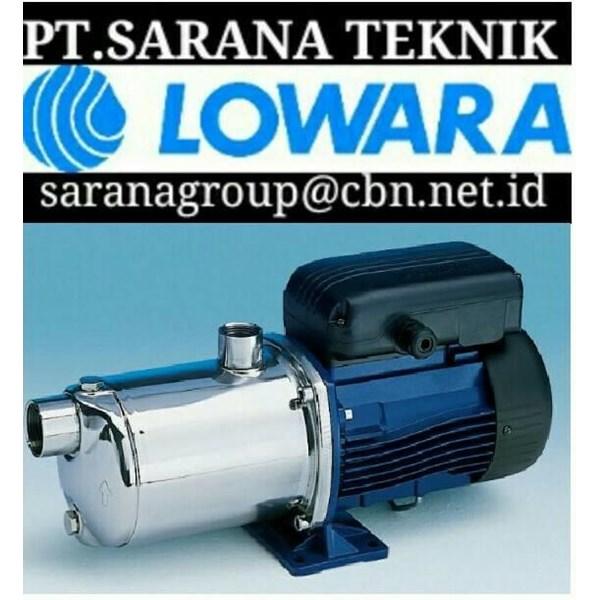 LOWARA PUMP - PT SARANA TEKNIK CENTRIFUGAL LOWARA PUMP submersible lowara pump