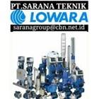 LOWARA SUBMERSIBLE PUMP INDONESIA  PT. SARANA TEKNIK 2