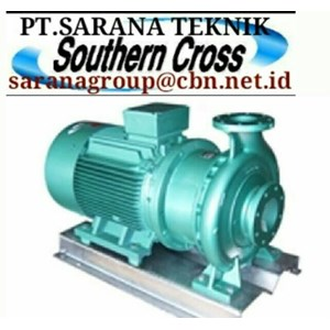 SOUTHERN CROSS PUMPS & IRRIGATION  PT SARANA