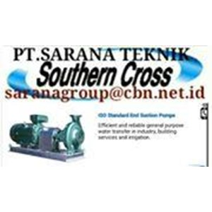 SOUTHERN CROSS PUMP PT SARANA PUMP SOUTHERN CROSS INDONESIA