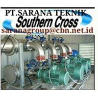 SOUTHERN CROSS PUMP MECHANICAL SEAL PT SARANA PUMP SOUTHERN CROSS INDONESIA