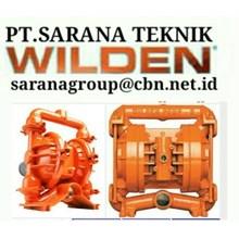WILDEN PUMP PT SARANA TEKNIK wilden pump chemical diaphragm pump air pump