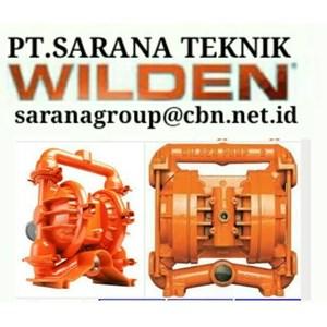 WILDEN PUMP PT SARANA PUMP chemical pump metal pump air diaphragm pump wilden pump