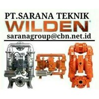 Jual WILDEN PUMP PT SARANA PUMP chemical pump metal pump air diaphragm pump wilden pump sell 2