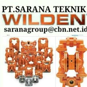 WILDEN PUMP PT SARANA PUMP chemical pump metal pump air diaphragm pump wilden pump sell