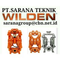 Jual WILDEN PUMP PT SARANA PUMP chemical pump metal pump air diaphragm pump wilden pump jakarta 2