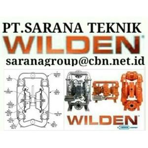 WILDEN PUMP PT SARANA PUMP chemical pump metal pump air diaphragm pump wilden pump jakarta