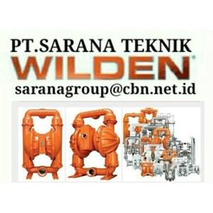 WILDEN PUMP PT SARANA PUMP chemical pump metal pump air diaphragm pump wilden pump metal pump