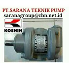 KOSHIN PUMP  TYPE GB GL GC GEAR PUMP SERIES GB GL GC PT SARANA PUMP KOSHIN GEAR PUMP FOR OIL pumps 2