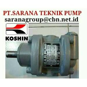 Dari KOSHIN PUMP  TYPE GB GL GC GEAR PUMP SERIES GB GL GC PT SARANA PUMP KOSHIN GEAR PUMP FOR OIL pumps 1