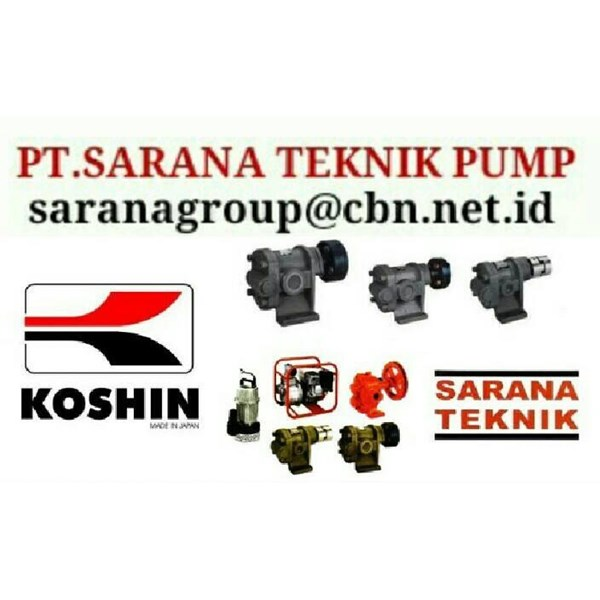 KOSHIN GEAR PUMP SERIES GB GL GC PT SARANA PUMP KOSHIN GEAR PUMP FOR OIL gear pump koshin