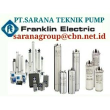 FRANKLIN ELECTRIC  PUMP MOTOR SUBMERSIBLE PT SARANA TEKNIK PUMP INDONESIA