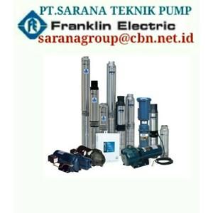 Dari FRANKLIN electric  PUMP SUBMERSIBLE PT SARANA PUMP franklin pump motor indonesia agent jakarta 0