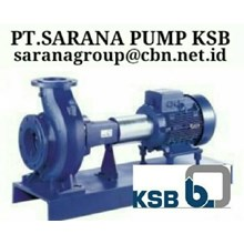 KSB PUMP CENTRIFUGAL PT SARANA PUMP KSC GEAR PUMP CENTRIFUGAL SUBMERSIBLE PUMP KSB JAKARTA INDONESIA SELL