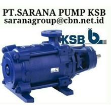 KSB PUMP CENTRIFUGAL PT SARANA PUMP KSC GEAR PUMP CENTRIFUGAL SUBMERSIBLE PUMP KSB VACUUM PUMP VALVE