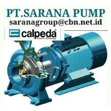 CALPEDA PUMP WATER POMPA PT SARANA TEKNIK PUMP CENTRIFUGAL PUMP SUBMERSIBLE PUMPCALPEDA WATER PUMP