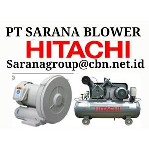 HITACHI BLOWER VORTEX RB PT SARANA TEKNIK AIR COMPRESSOR BEBICON