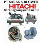 AIR COMPRESSOR HITACHI BLOWER VORTEX RB PT SARANA TEKNIK BEBICON 1