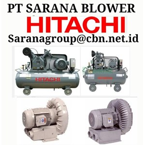 AIR COMPRESSOR HITACHI PT SARANA TEKNIK BEBICON