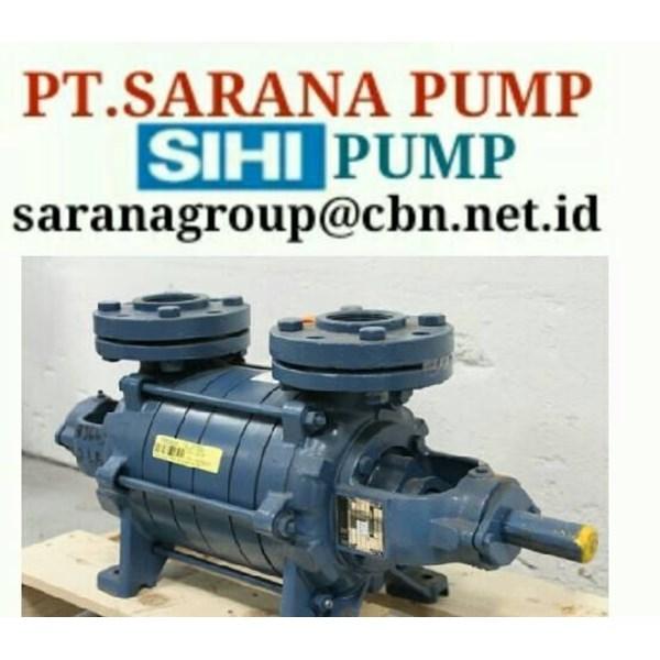 pt sarana pump sihi Pompa Sentrifugal Tipe Ztnd Merk Sihi