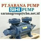 PT SARANA SIHI PUMP Liquid Cincin Vacuum Pompa Seri Lph Merk Sihi 1