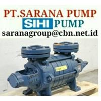PT SARANA SIHI PUMP Liquid Cincin Vacuum Pompa Seri Lph Merk Sihi