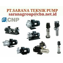 PT SARANA PUMP CNP Pompa Sentrifugal Series Cdlf Merk Cnp