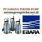 PT SARANA EBARA PUMP Centrifugal Pump Type Fs Merk Ebara 1