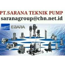 PT SARANA PUMP Pompa Fha (Din 4256) Merk Ebara