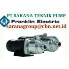 PT SARANA PUMP Pompa Submersible Motor Merk Franklin Electric 2