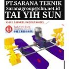 TAI  YIH SUN PADDLE WHEEL AERATOR KINCIR ANGIN PT SARANA PUMP 1