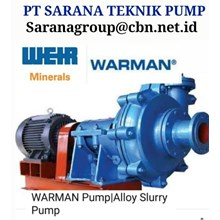 WARMAN WEIR  SLURRY PUMP PT SARANA TEKNIK PUMP