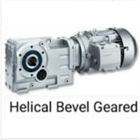 Helical Bevel Geared Siemens