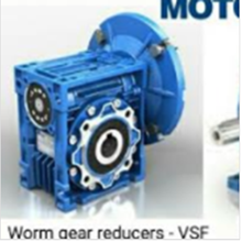 Worm Gear Reducer Motovario VSF