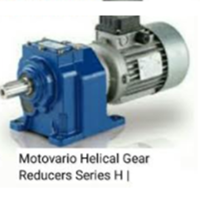 Helical Gear Reducer Motovario H Series