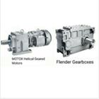 Helical Gear Siemens Flender 1