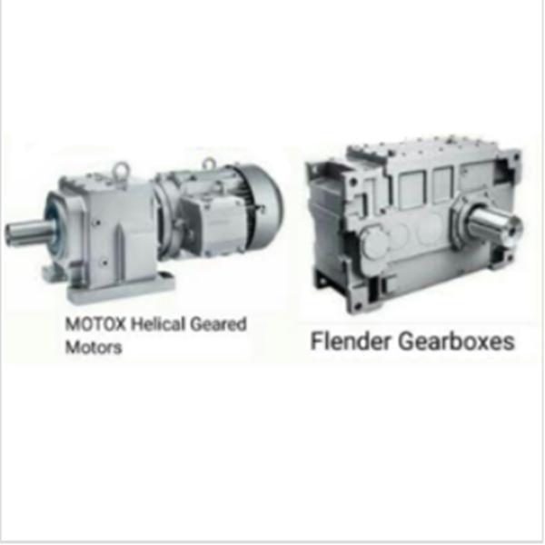 Helical Gear Siemens Flender