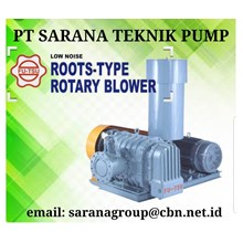 Roots Type Rotary Blower PT Sarana Teknik