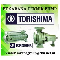 TORISHIMA Pump PT SARANA TEKNIK