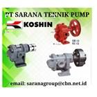 KOSHIN PUMP PT SARANA TEKNIK 1